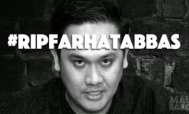 #RIPFarhatAbbas Kalahkan One Direction dan The Walking Dead